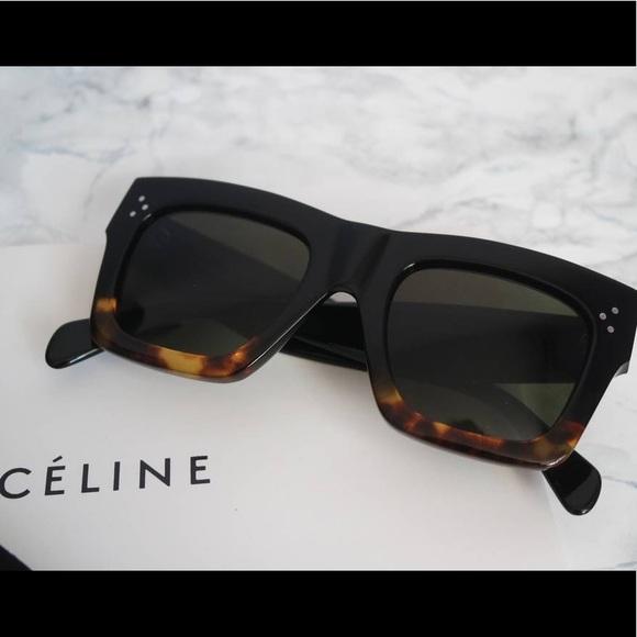 d5741f694a AUTHENTIC Celine 41054 Sunglasses 🕶